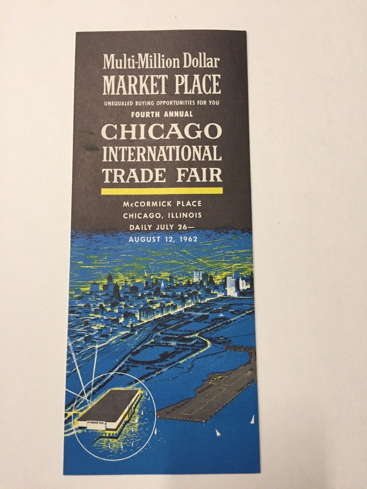 fourth annual chicago international trade fair july 26 to. Black Bedroom Furniture Sets. Home Design Ideas