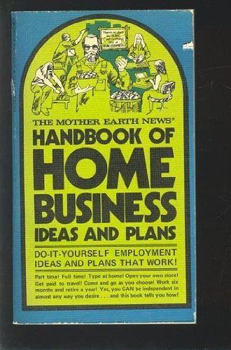 Handbook of home business ideas and plans cyber dutchman solutioingenieria Image collections